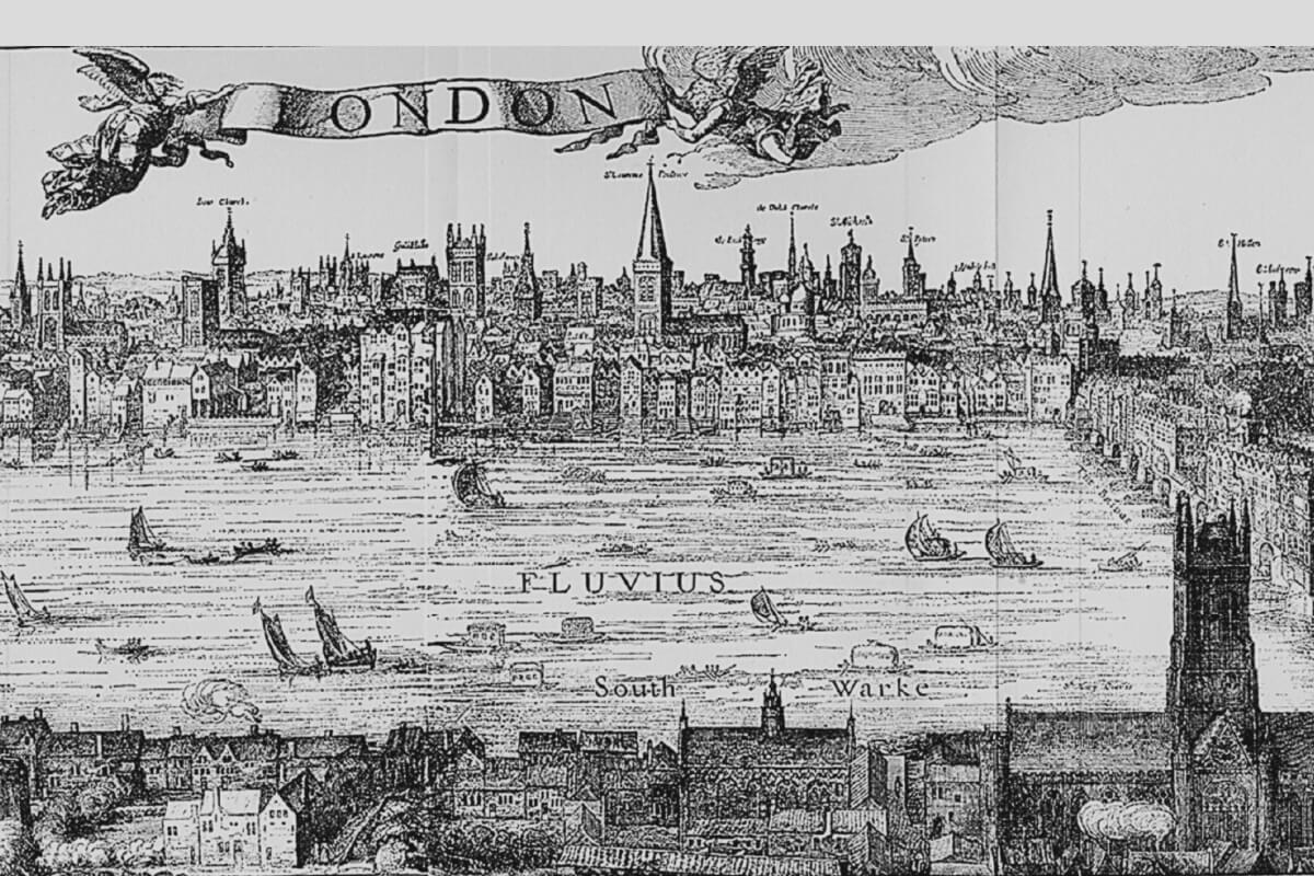 """London fascinates me"""